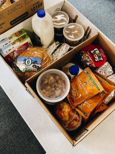 food box subscription
